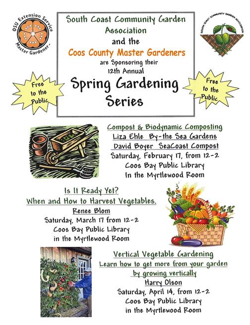 Spring Garden Series